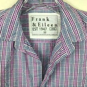 Men's Frank & Eileen Paul XS Shirt NWOT